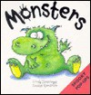 Monsters (Spooky Pop-Ups) - Linda M. Jennings, Louise Gardner