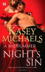 A Midsummer Night's Sin - Kasey Michaels
