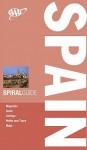 AAA Spiral Spain, 4th Edition - Sally Roy, Josephine Quintero
