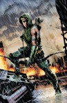 Green Arrow #17 (New 52) - Jeff Lemire, Andrea Sorrentino, Rob Leigh, Kate Stewart