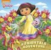 A Fairytale Adventure (Dora the Explorer) - Mary Tillworth, Mike Jackson