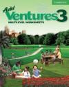 Add Ventures 3 - Gretchen Bitterlin, Dennis Johnson, Donna Price
