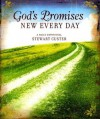 God's Promises New Every Day: A Daily Devotional - Stewart Custer