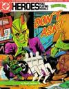 Ambush Bug: Don't Ask! - Scott Jenkins, Thomas Cook Publishing, Rob Davis