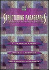 Structuring Paragraphs: A Guide To Effective Writing - James Levernier
