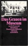 Das Grauen im Museum und andere Erzählungen (Phantastische Bibliothek Band 136) - H.P. Lovecraft, Kalju Kirde, Rudolf Hermstein