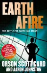 Earth Afire (First Formic War) - Orson Scott Card, Aaron Johnston