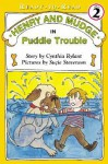 Henry and Mudge in Puddle Trouble - Cynthia Rylant