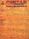 Recorded Versions Guitar Tablature Manuscript Paper - Hal Leonard Publishing Company