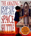 The Amazing Pop-up, Pull-out Space Shuttle (DK Amazing Pop-Up Books) - David Hawcock, Claire Bampton