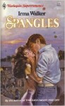 Spangles (Harlequin Superromance No. 163) - Irma Walker