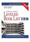 The Fountas & Pinnell Leveled Book List, K-8 - Irene C. Fountas, Gay Su Pinnell