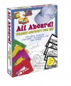 All Aboard! Trains Activity Fun Kit - Dover Publications Inc.