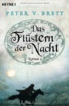 Das Flüstern der Nacht - Peter V. Brett, Ingrid Herrmann-Nytko