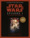 Script Facsimile: Star Wars: Episode 1: The Phantom Menace - George Lucas