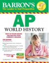 Barron's AP World History, 6th Edition - John McCannon