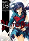 Blood-C, Volume 3 - CLAMP, Philip Simon, Ranmaru Kotone