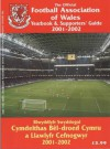 The Official Football Association of Wales Yearbook and Supporters' Guide 2000/2001 - John Robinson