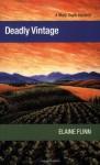 Deadly Vintage - Elaine Flinn