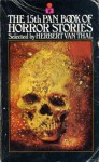 The 15th Pan Book Of Horror Stories - Herbert van Thal, David Case, Charles Thornton, Morag Greer, Conrad Hill, Sally Franklin, Maggie Webb, John Keefauver, Roger Dunkley, Harry Turner, Alex White