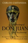 The Teachings of Don Juan: A Yaqui Way of Knowledge - Carlos Castaneda