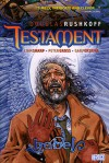 Testament, Vol. 3: Babel - Douglas Rushkoff, Liam Sharp, Peter Gross, Gary Erskine