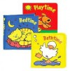 Baby's Book Pack: Playtime/Bedtime/Bathtime - Richard Powell, Caroline Davis