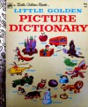 Little Golden Picture Dictionary - Nancy Fielding Hulick, Tibor Gergely