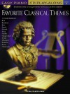 Favorite Classical Themes Easy Piano Cd Play Along Volume 2 Bk/Cd (Easy Piano Cd Play Along(Tm)) - Hal Leonard Publishing Company