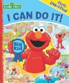I Can Do It! (Sesame Street Series) - Caleb Burroughs, Bob Berry