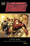 Los Nuevos Vengadores #5: Civil War (New Avengers Civil War, Nuevos Vengadores Marvel Deluxe, #5) - Brian Michael Bendis, Howard Chaykin