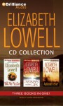 Elizabeth Lowell CD Collection: Tell Me No Lies, a Woman Without Lies, Autumn Lover - Elizabeth Lowell, Laural Merlington