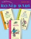 Biblioteca Roald Dahl (Pack 3 ebooks): Matilda, Charlie y la fábrica de chocolate y James y el melocotón gigante - Quentin Blake, Roald Dahl
