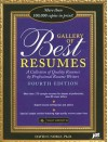 Gallery of Best Resumes: A Collection of Quality Resumes by Professional Resume Writers - David F. Noble