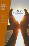 The One Year Mini Daily Inspiration - Ronald Beers, Susan Taylor, Mark Anthony Lane