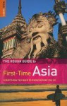 The rough guide to first-time Asia - Rough Guides, Lucy Ridout
