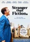 DVD: Stranger Than Fiction - NOT A BOOK