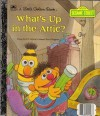 What's Up in the Attic? (Little Golden Book) - Liza Alexander, Tom Cooke
