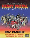 The Official Heavy Metal Book of Lists - Eric Danville