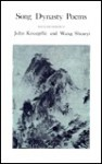 Song Dynasty Poems - John Knoepfle