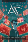Artemis Fowl: The Arctic Incident (Artemis Fowl: The Graphic Novels, #2) - Eoin Colfer, Giovanni Rigano, Andrew Donkin, Paolo Lamanna