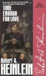 Time Enough for Love - Robert A. Heinlein