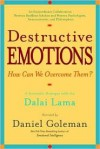 Destructive Emotions - Daniel Goleman, B. Wallace, Thupten Jinpa