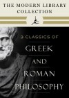 The Modern Library Collection of Greek and Roman Philosophy 3-Book Bundle: Meditations; Selected Dialogues of Plato; The Basic Works of Aristotle - Marcus Aurelius
