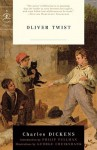 Oliver Twist - George Cruikshank, Charles Dickens, Philip Pullman, James Danly