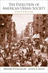 Evolution Of American Urban Society- (Value Pack w/MySearchLab) - Howard P. Chudacoff, Judith E. Smith