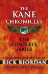 The Kane Chronicles: The Complete Series (Books 1, 2, 3) - Rick Riordan