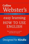 Webster's Easy Learning How to use English (Collins Webster's Easy Learning) - HarperCollins