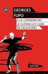 A la comisaria no le gustan los clubs de vacaciones - Georges Flipo