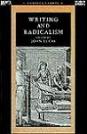 Writing and Radicalism - John Lucas
